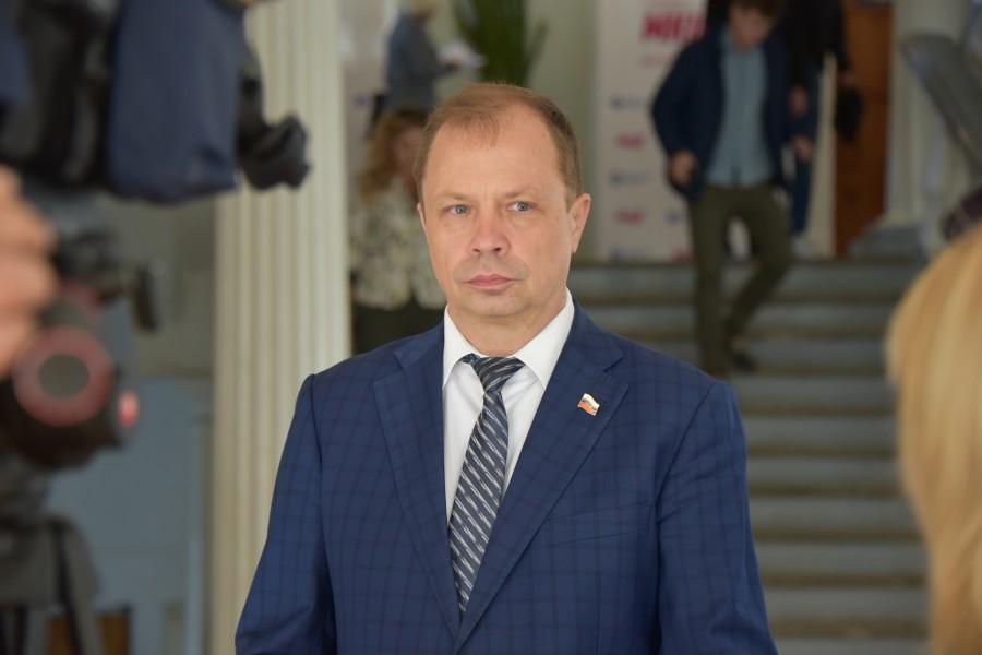 Замгубернатора Севастополя