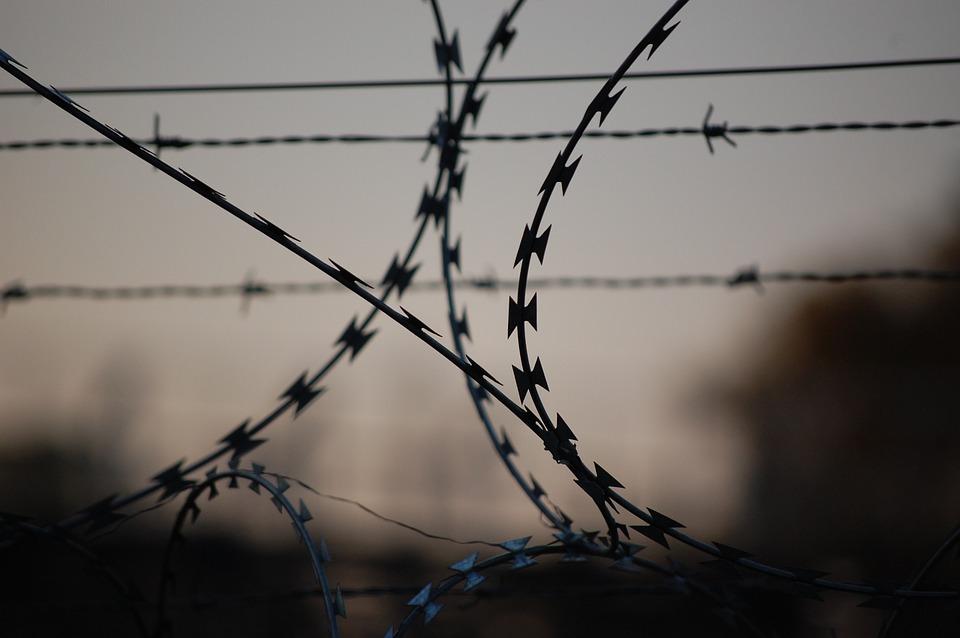 Заключенный в Крыму ударил по лицу надзирателя