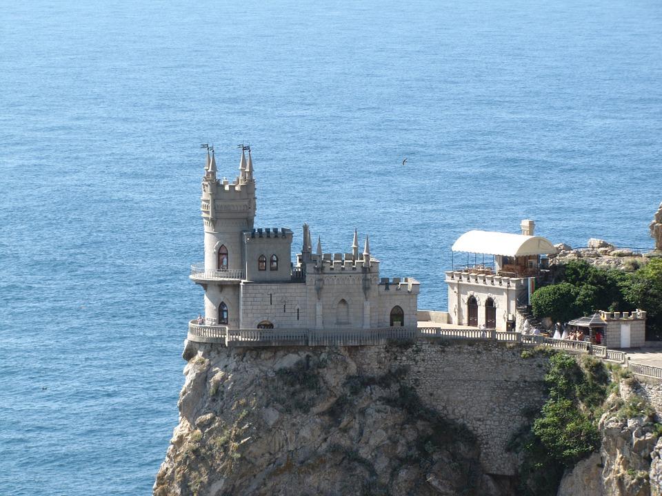В Крыму посчитали украинских туристов
