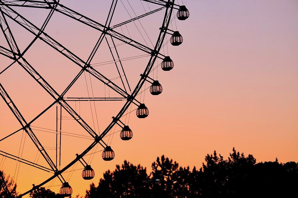 В Евпатории установят самое высокое в Крыму колесо обозрения