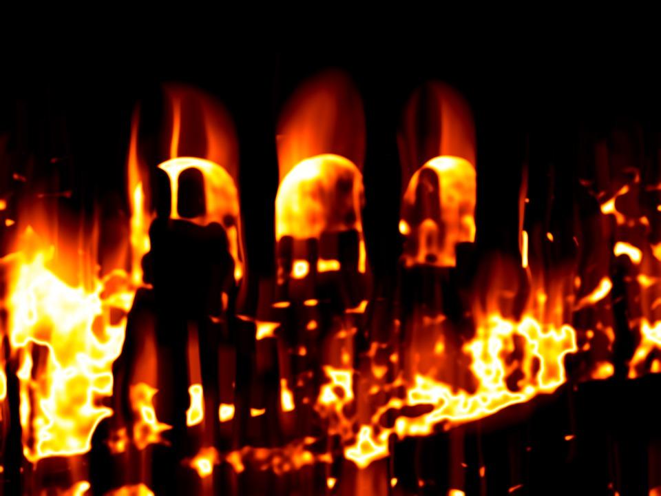 В Севастополе на пожаре в частном доме погиб мужчина