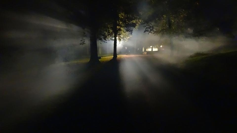 Очевидцы запечатлели загадочное явление в районе Белогорска