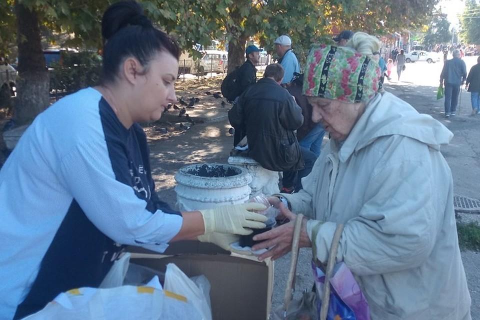 В Севастополе откроют бесплатное кафе для малоимущих пенсионеров