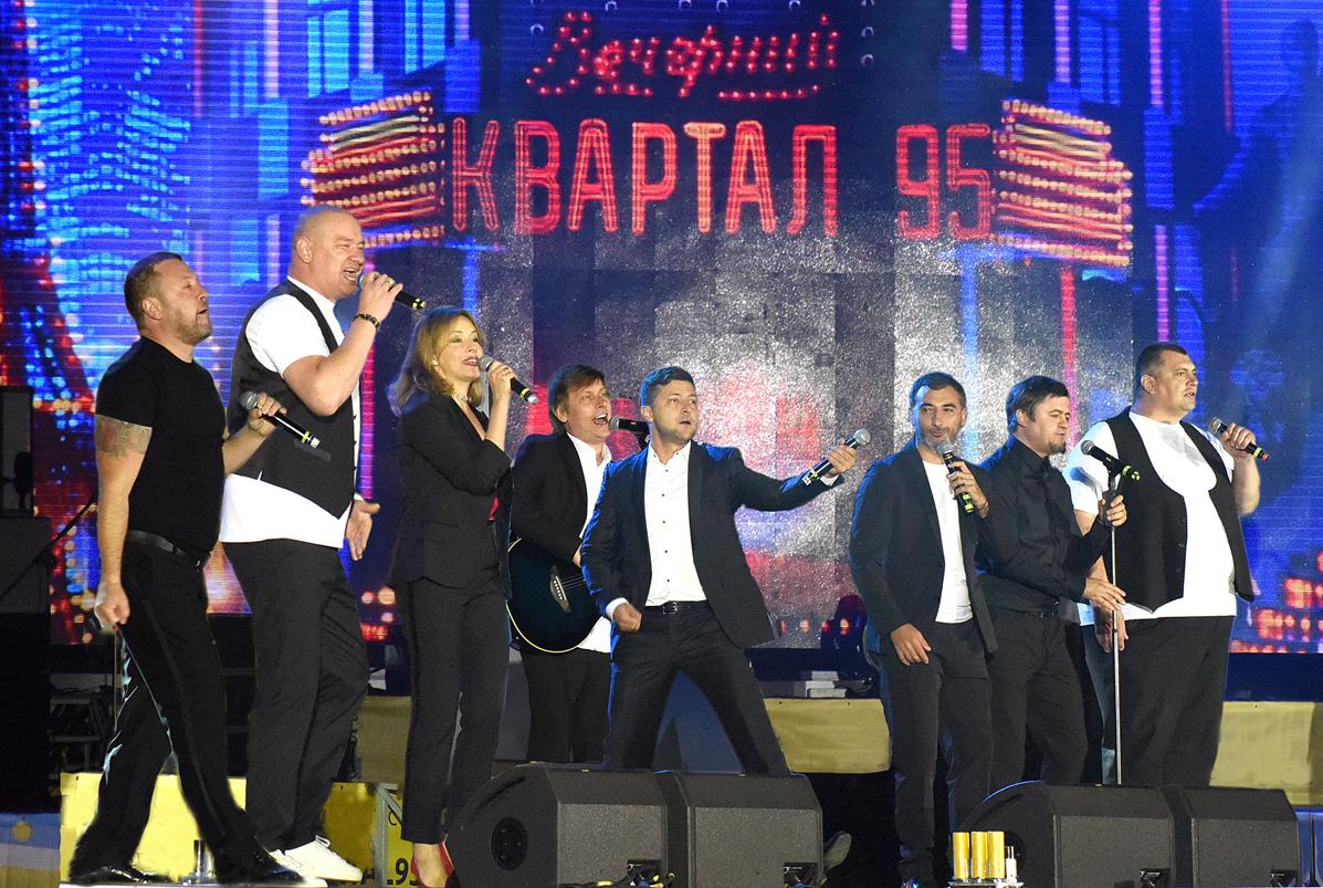 В Верховной Раде депутат распространял билеты на «Вечерний квартал»
