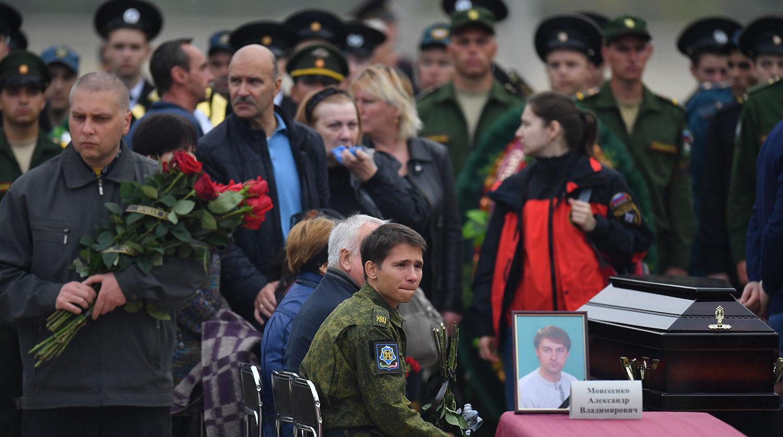 Смерть преподавателя керченского политеха попросили не связывать со стрельбой годичной давности