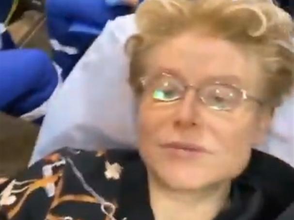 Ведущая Елена Малышева попала в больницу