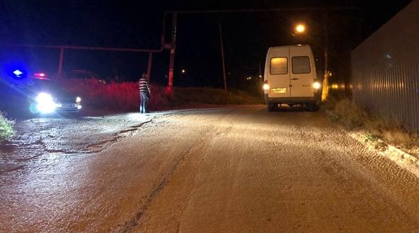 В Крыму микроавтобус сбил подростка на велосипеде