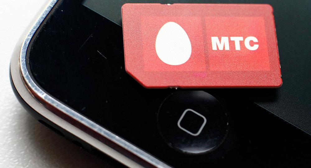 С декабря в Крыму перестанут продавать и обслуживать сим-карты МТС