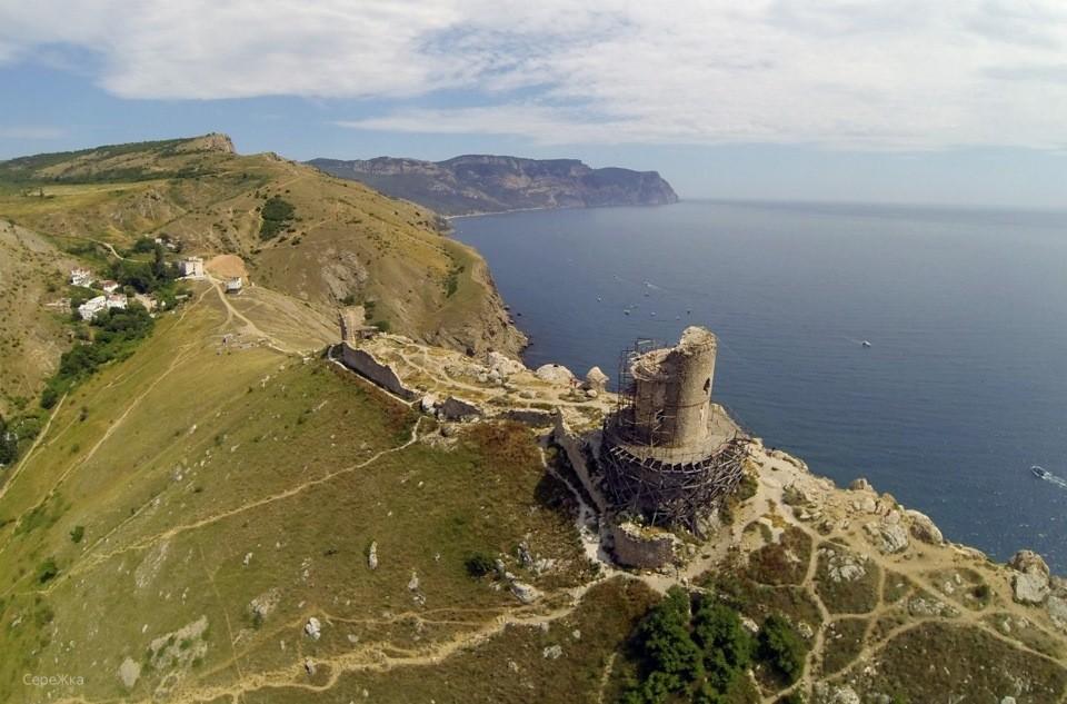 В Севастополе подготовят концепцию реставрации крепости Чембало
