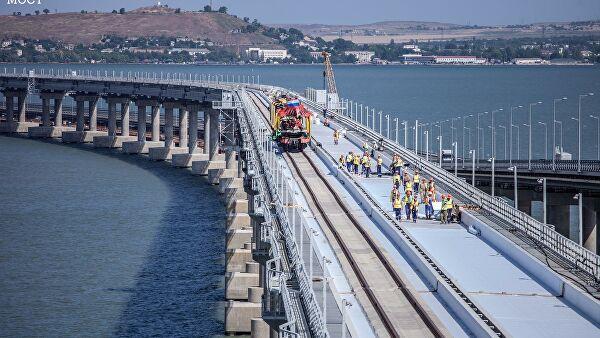 Чего ожидать крымчанам после запуска поездов через Крымский мост