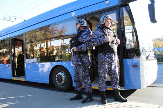 В Севастополе пассажир напал на водителя троллейбуса
