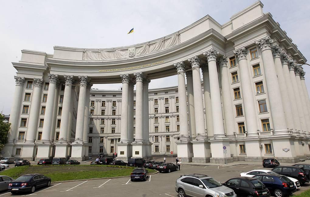 На Украине хотят провести референдум по возвращению Крыма в интернете