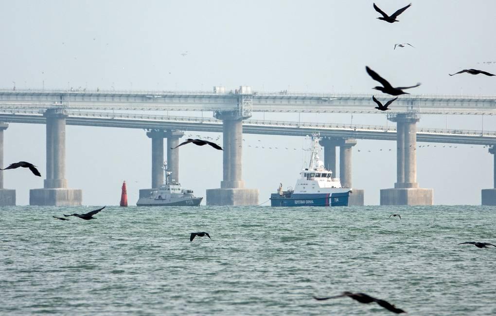 Россия передала задержанные в Керчи украинские корабли
