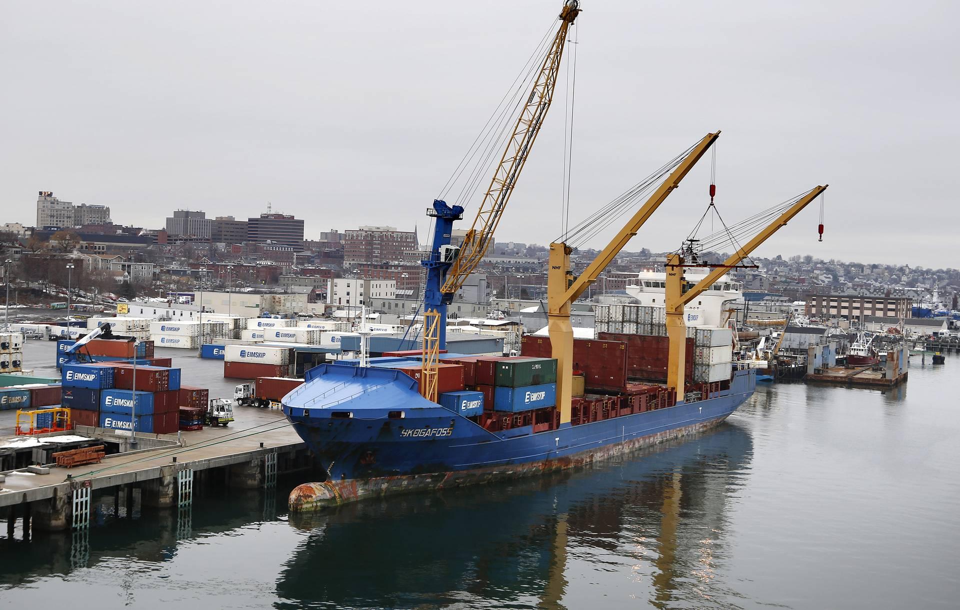 В Великобритании задержали судно с крымчанами на борту