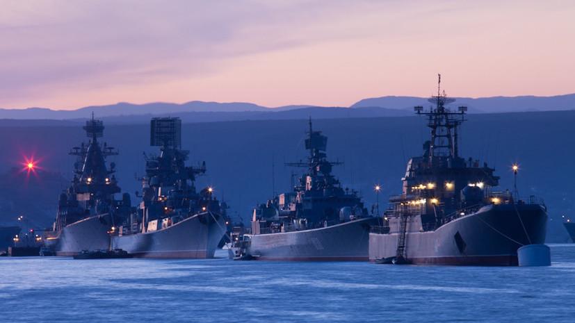 Черноморский флот получит 16 новых кораблей в 2020 году