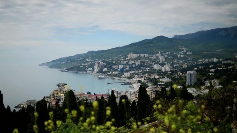 Между Крымом и Турцией возобновлено паромное сообщение