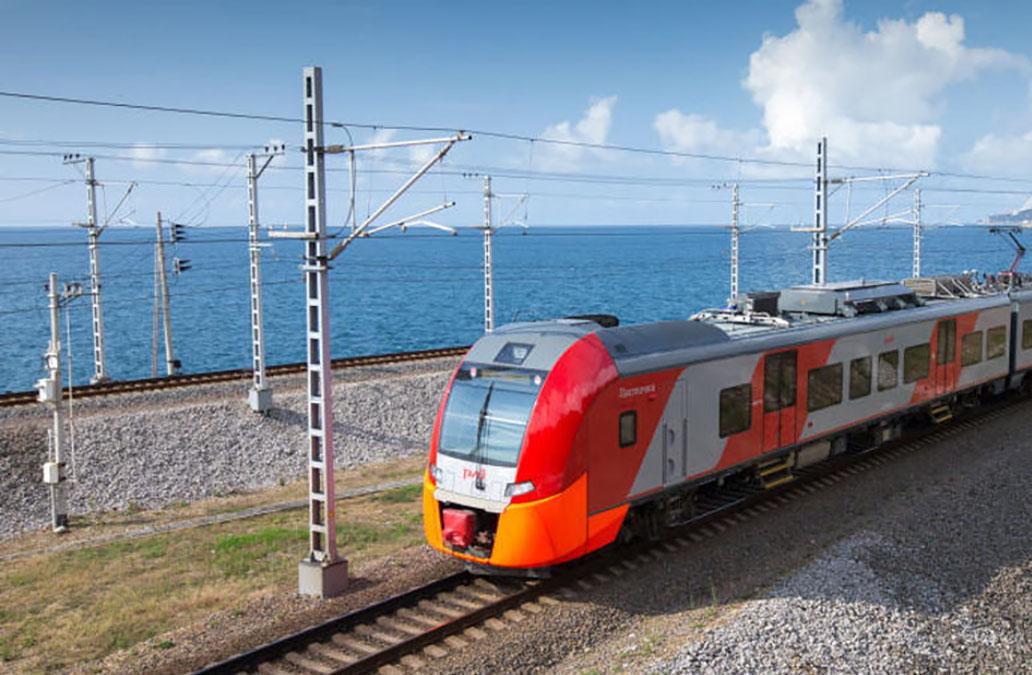 Сегодня стартуют продажи билетов на поезда в Крым