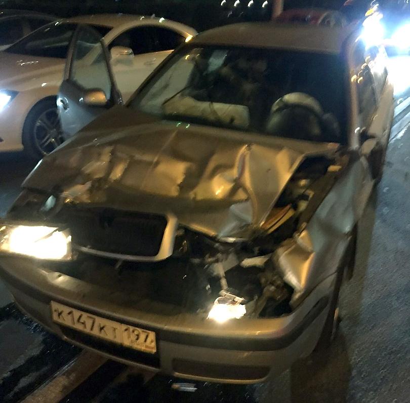 Сбил пешехода, повредил машины: в Севастополе устроили погоню за пьяным водителем