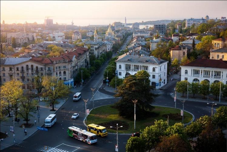 В случае перекрытия рейда в Севастополе запустят дополнительные автобусы