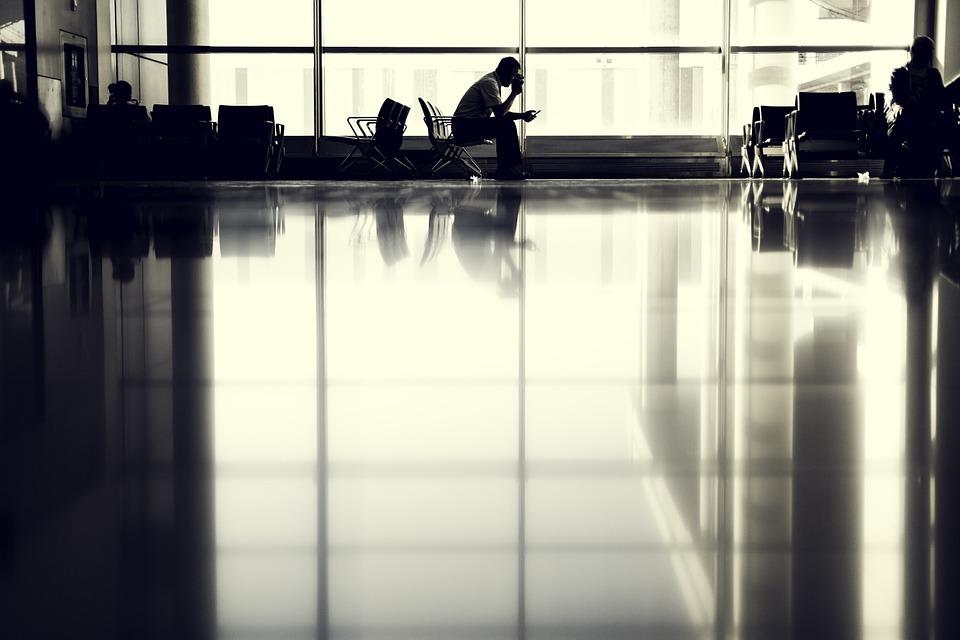 В аэропорту Симферополя из-за тумана задерживаются семь рейсов