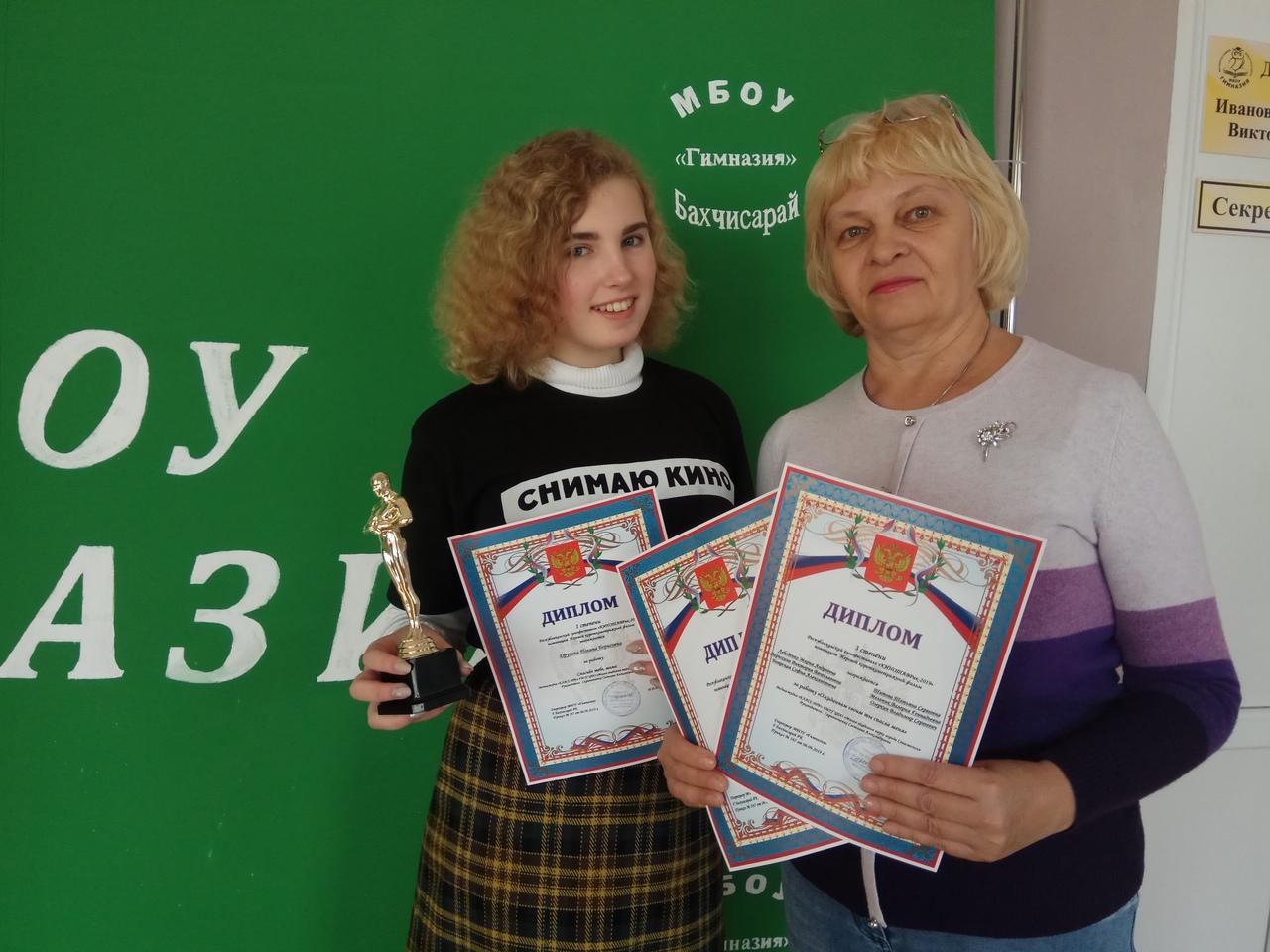 Севастопольцы заняли три призовых места на детском фестивале «КИНОТАВРик-2019»