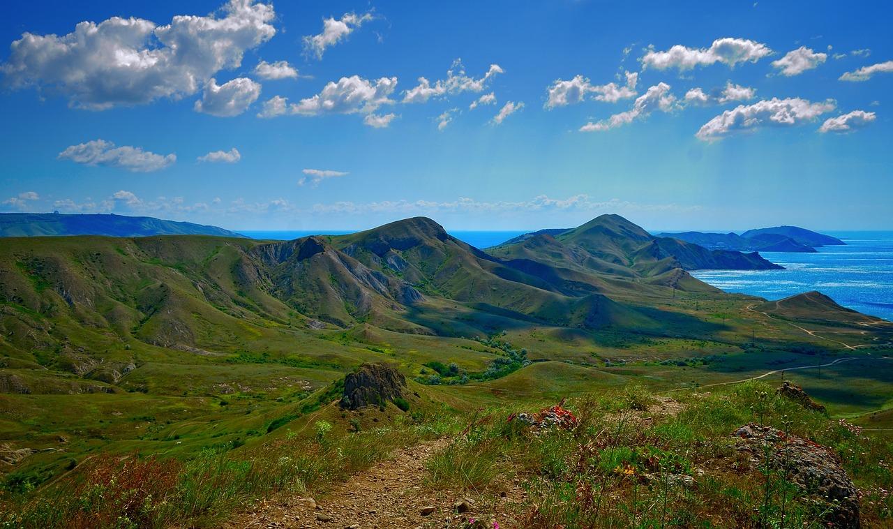 Украинцы предложили Зеленскому распродать землю Крыма иностранцам
