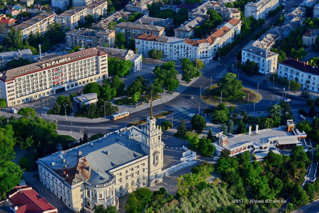 В Севастополе остановку «Площадь Ушакова» временно перенесли