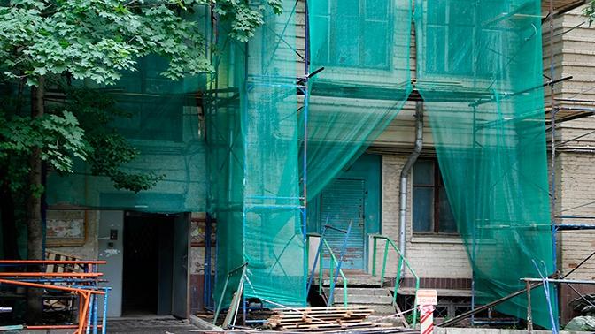 Ветхие дома в России предложили ремонтировать за счет граждан