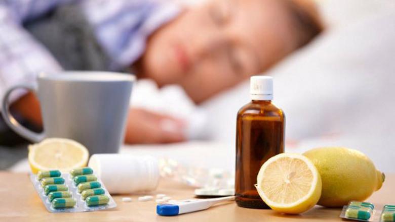 Чем отличается грипп от ОРВИ — инфографика