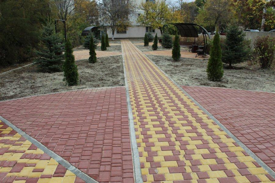 В Севастополе появился новый сквер