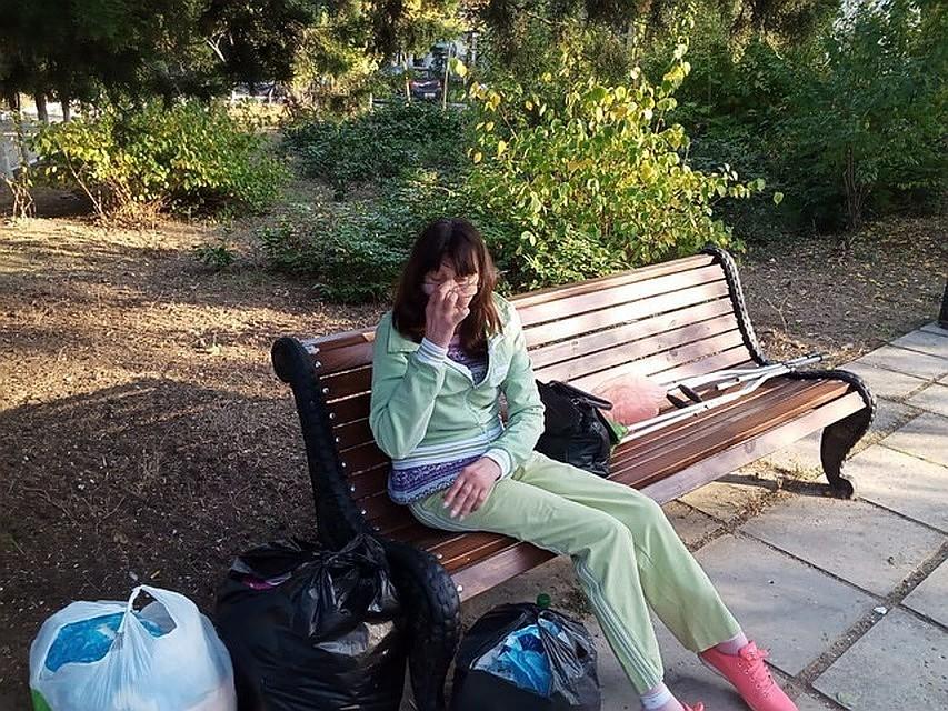 В приюте Севастополя умирает бездомная крымчанка