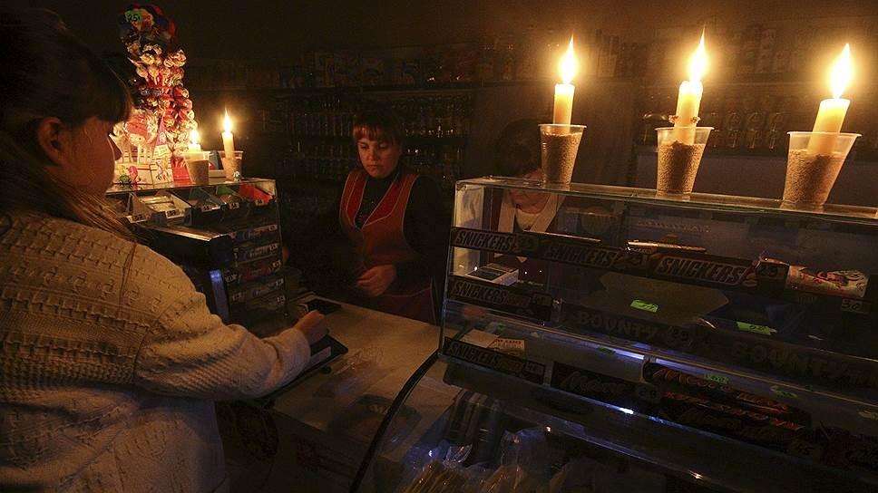 Четыре года назад в Крыму произошел блэкаут – как это было