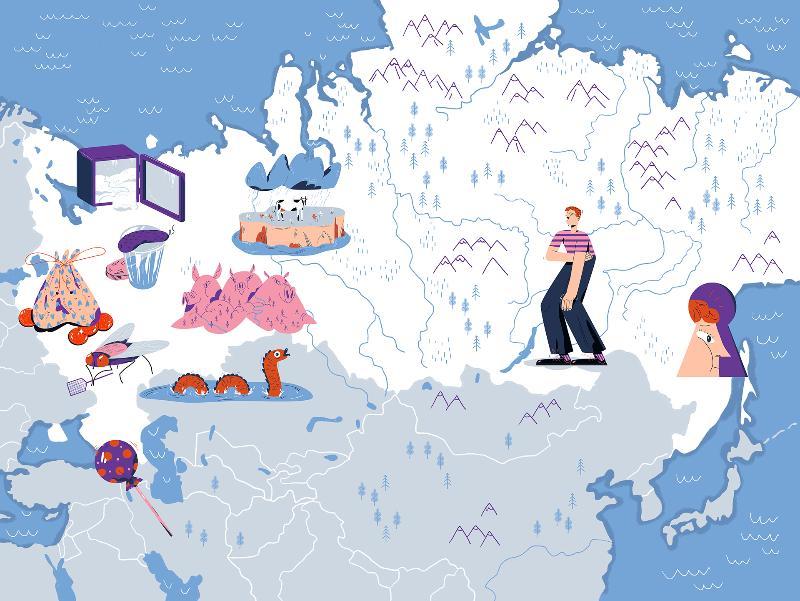 Севастопольский поселок занимает 8 место в рейтинге самых веселых названий населенных пунктов