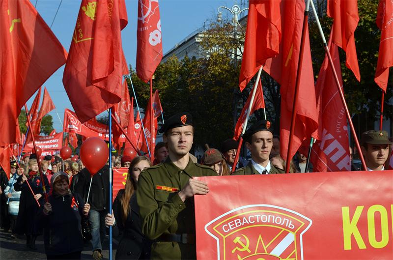 7 ноября центр Севастополя перекроют из-за митинга и демонстрации