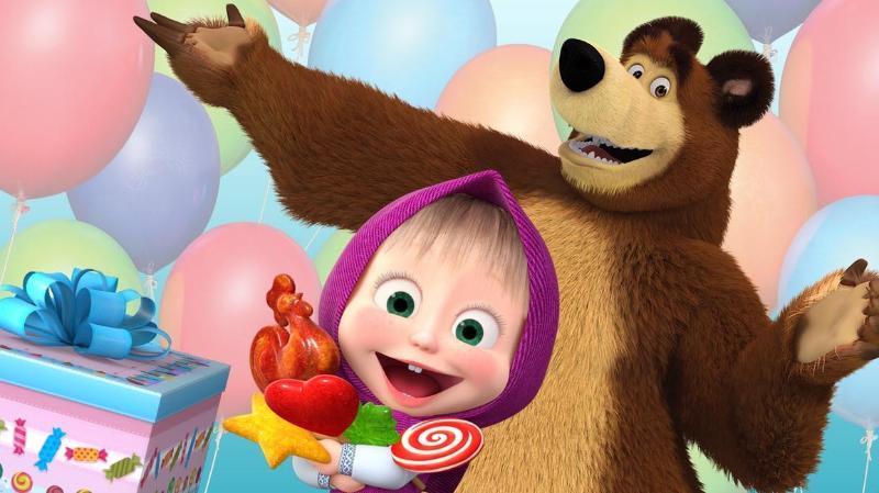 Российский мультсериал вошел в пятерку самых востребованных в мире