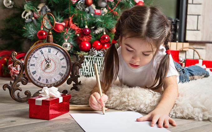 Названы самые популярные желания детей в письмах к Деду Морозу