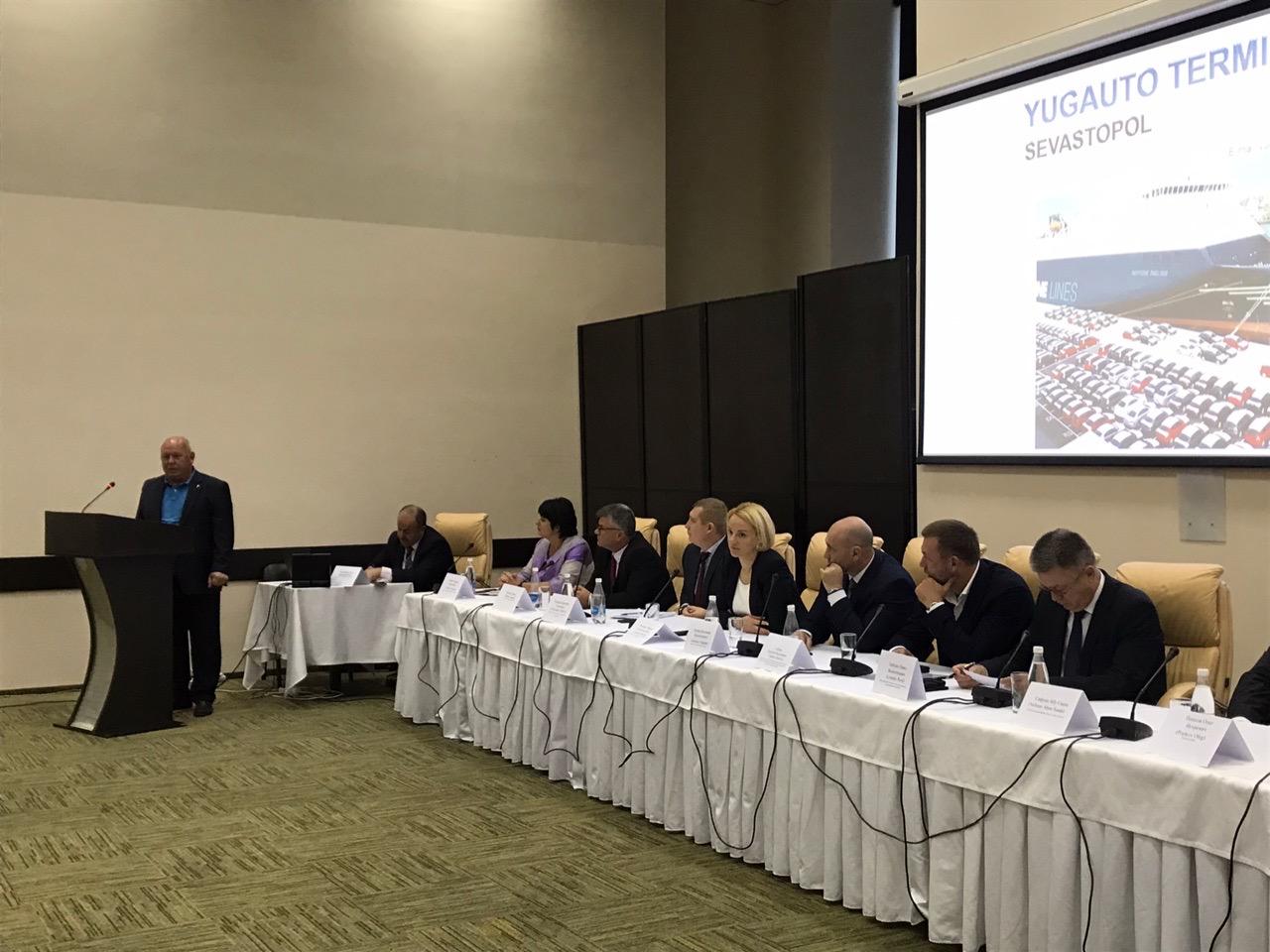 Сирийская делегация встретилась с предпринимателями Севастополя