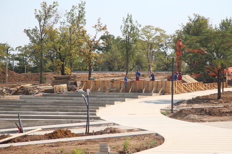 Власти рассказали, когда в Севастополе откроют парк Учкуевка