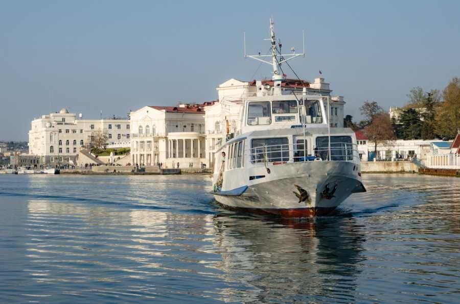 Как будут ходить севастопольские катера в новогодние праздники