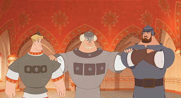 «Лунтик» и три богатыря ополчились против севастопольца