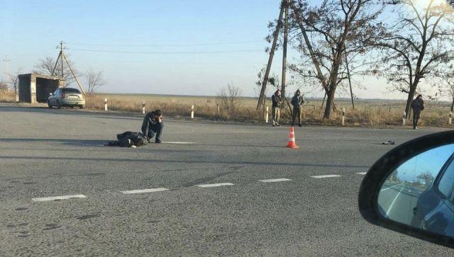 Очевидцы: в Крыму насмерть сбили пешехода