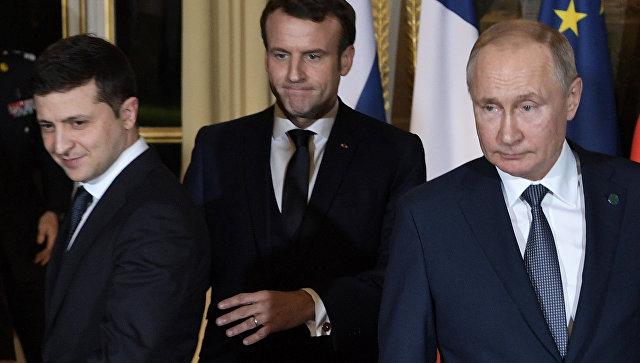 Встреча состоялась: Путин поделился впечатлениями от переговоров с Зеленским