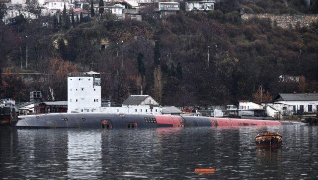 Затонувшую в Севастополе подлодку поднимут и утилизируют в начале 2020 года