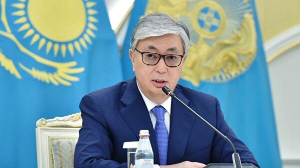 Президент Казахстана озвучил позицию по Крыму