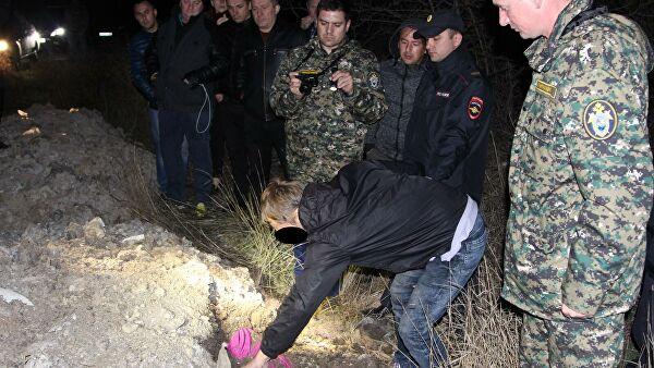 Следователей наградили за раскрытие резонансного убийства девочки в Крыму