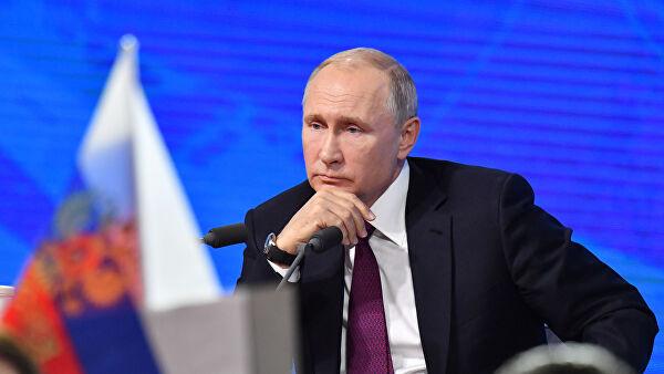 Путин готов развернуто объяснить Зеленскому, чей Крым