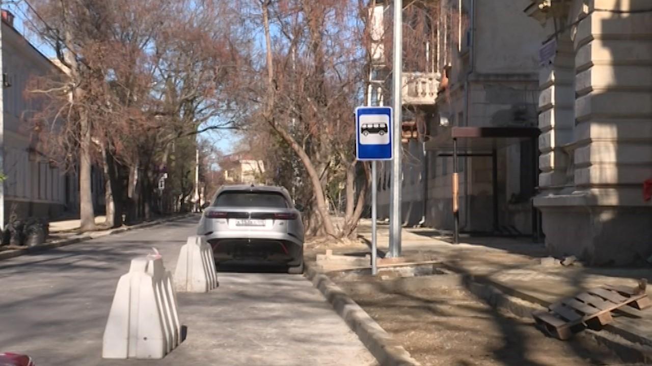В центре Севастополя будет ходить новый автобусный маршрут