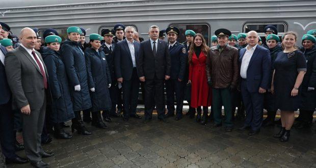 В Крым будут ходить поезда из девяти российских городов