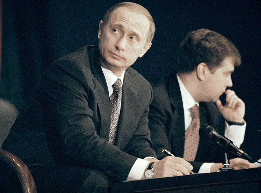Названы достижения Владимира Путина за 20 лет у власти