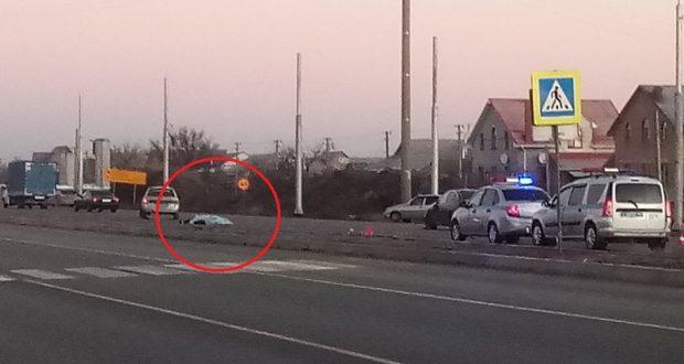 В ГИБДД рассказали подробности смертельного наезда на пешехода в Крыму